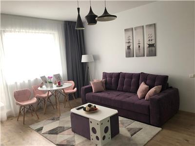 Inchiriere apartament mobilat lux Baneasa Greenfileld