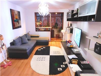 Apartament 2 camere etaj 2 - decomandat baba novac - parc titan