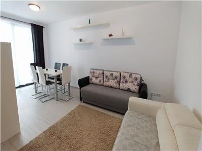 Inchiriez apartament cu 2 camere in tudor bloc nou , 65 mp