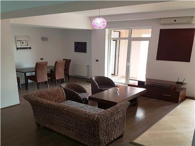 Inchiriere apartament 2 camere lux, piata alba iulia, bloc nou, 75mp