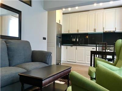 Inchiriez apartament cu 3 camere in acta rezidence mobilat lux