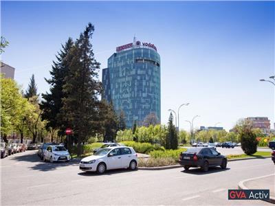 Apartament 6 camere cu finisaje noi, b-dul Primaverii, birou locuinta