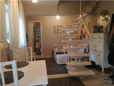 2 camere tip duplex brancoveanu-lamotesti mobilat lux-mansarda