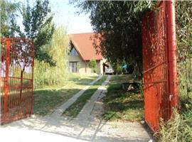 Vanzare vila P+M Targoviste, exterior sud