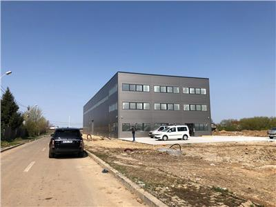 Hala Nou Construita 2000 mp+Birouri 300 mp Centura Chiajna