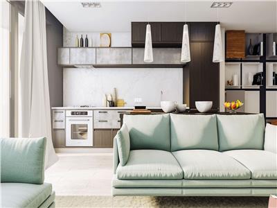 Apartament generos nou, finisaje premium, imobil 2019
