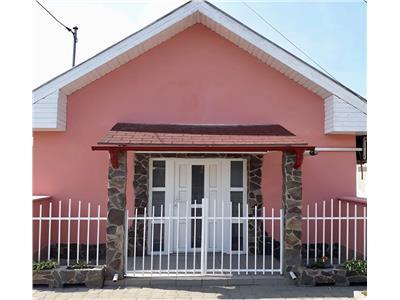 Vand casa complet mobilata si utilata in sangeorgiu de mures