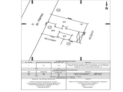 Vanzare Casa veche+teren(175 MP), Stefan cel Mare, Lizeanu