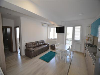 Inchiriere apartament 2 camere, bloc nou, in ploiesti, zona 9 mai