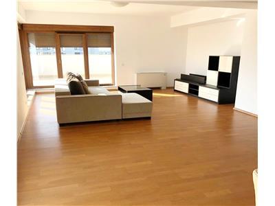 Apartament generos cu terasa 80 mp si vedere superba, Aviatiei