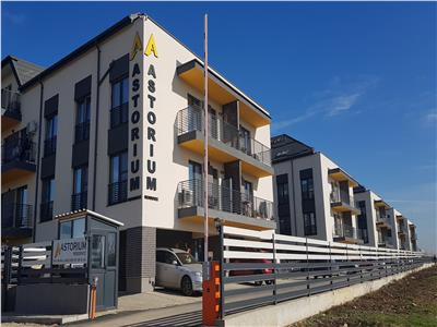 Theodor Pallady Astorium Residence Garsoniera in bloc finalizat