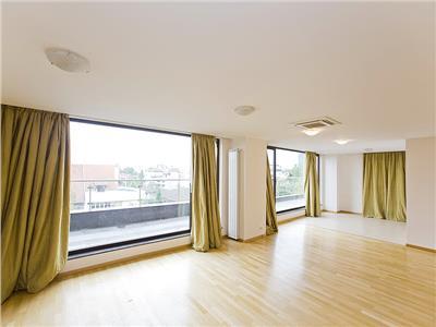 Penthouse for rent Primaverii blvd., Herastrau park