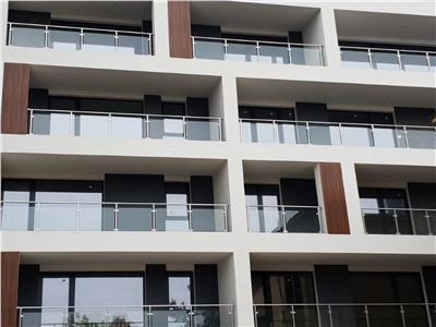 Apartament nou kiseleff, 77 mp utili + terasa, parcare, vedere libera