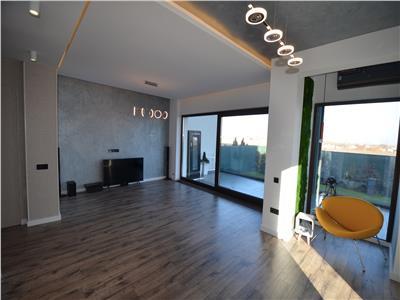 Vila de lux tip duplex 4 camere mobilata si utilata albert, ploiesti