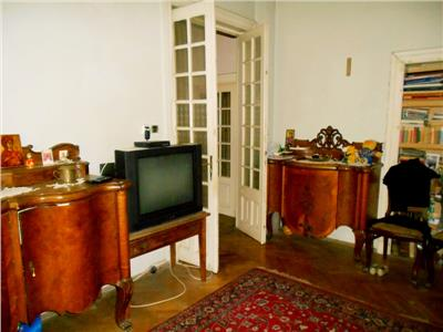Apartament 3 camere etaj 1 ideal birouri PARCUL CISMIGIU