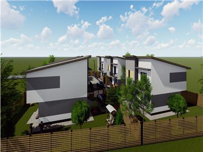 Casa individuala superba 4 camere Magurele-Gardena