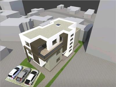 Imobil p+2e cu 3 apartamente situat in zona centrala, ploiesti