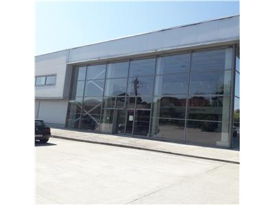 inchiriere  hala industrial/comercial la 5 km de Pitesti