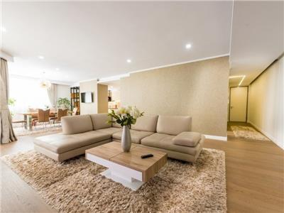 Apartament 4 camere Herastrau -Cortina Residence-2 LOCURI PARCARE