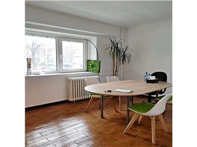 Apartament 3 camere, parter, pt. victoriei, pentru birou