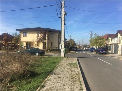 Teren Mogosoaia, 620 mp,  strada Troitei - Ideal duplex
