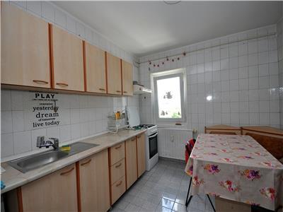 Aviatiei apartament 3 camere 2 bai bloc anvelopat