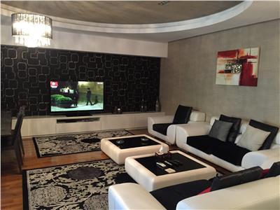 Central park - floreasca, 3 camere, mobilat/utilat, garaj  tur virtual