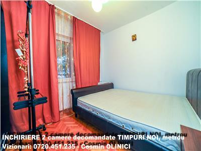 Tur virtual! inchiriere 2 camere, decomandat, timpuri noi (aleea bran)