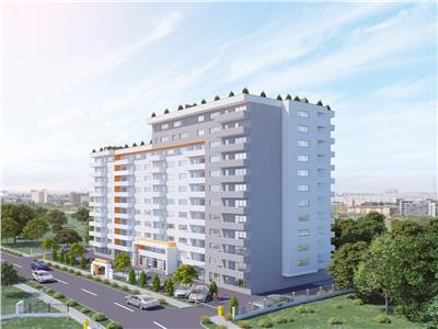 Vanzare apartament 2 camere casa presei construcvtie noua