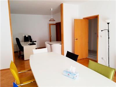 Inchiriere apartament 3 camere 1/3  ideal birouri Dorobanti/Capitale