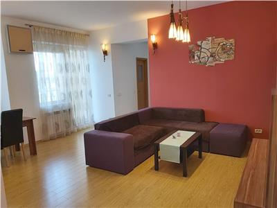 Apartament 3 camere de inchiriat Timpuri Noi, boxa, imobil 2010