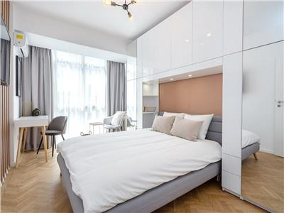 All new designer's apartment for rent romana ateneu