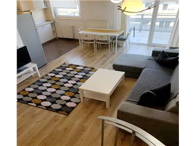 Apartament 2 camere de inchiriat parcul Carol, duplex, 2 bai, parcare
