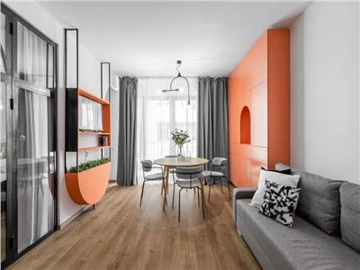 Nou 2020, apartament 3 camere de inchiriat Unirii Tineretului, parcare