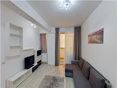 Apartament 2 camere de inchiriat militari residence, tur virtual