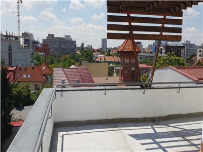 Penthouse apartament 3 camere polona | terasa 77 mp