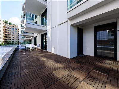Apartament HERASTRAU -One Plaza Herastrau, 3 camere+TERASA 80MP