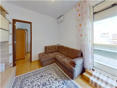 2 Camere modern, recent renovat, terasa 30mp,pet friendly,Universitate