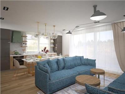 Apartament 4 camere de vanzare Sisesti | Totul nou
