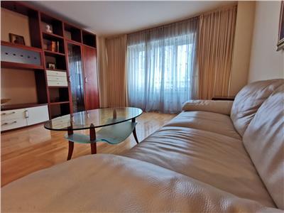 Premium 3 camere, Unirii/ Nerva Traian, 2 bai, bloc monolit, 1/8