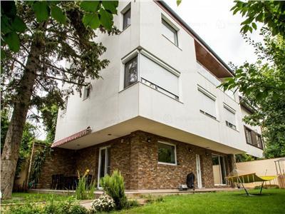 Casa de vanzare Baneasa 550 metri parc Herastrau | Constructie noua