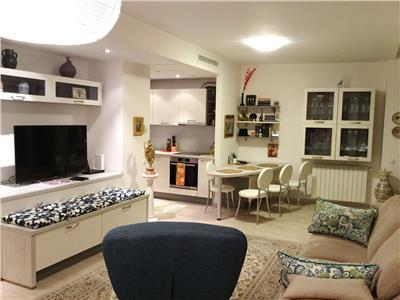 Studio apartament de inchiriat Universitatii 10 min   Terasa 12 mp