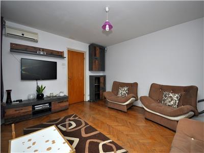 Militari metrou Lujerului apartament 3 camere