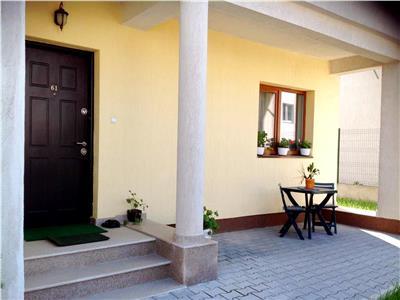Vila in complex paza permanenta ideala birouri/resedinta Ghencea