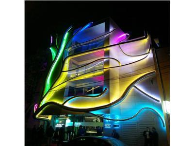 Palazzo Argentina,Un proiect realizat de: Giugiaro Architettura