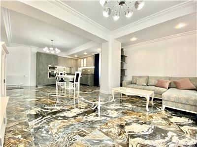Apartament 3 camere, de lux, 140 mp, mobilat utilat, Albert, Ploiesti