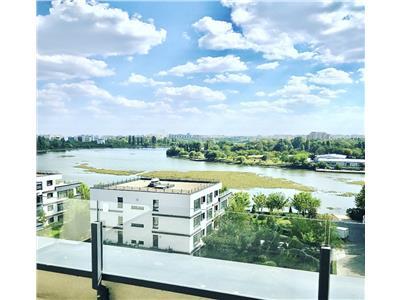 Apartament 3 camere laguna rezidence vedere spectaculoasa lac