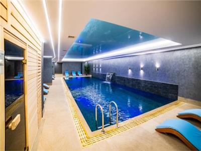 Apartament 3 camere de lux, mobilat utilat, SPA interior, zona Baneasa