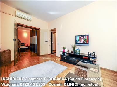 INCHIRIERE 2 camere Floreasca (Calea Floreasca inters. cu Ceaikovski)