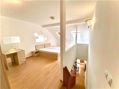 Inchiriez apartament cu 2 camere mobilat modern la 5 min de umf